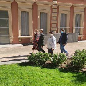 El concejal de Salamanca visita el Museo Lázaro Galdiano en el Día Internacional de los Museos