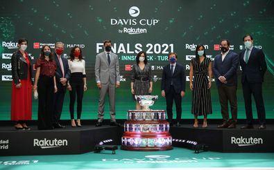 La Davis se defiende en Madrid, en diciembre