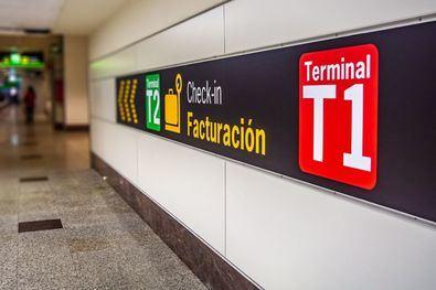 Aena pondrá en servicio las terminales T2 y T3 del aeropuerto Adolfo Suárez Madrid-Barajas a partir del próximo 1 de julio.