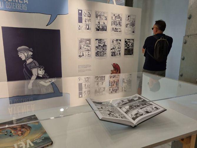 Veranos de la Villa arranca su 37ª edición con dos exposiciones de cómic para todos los públicos