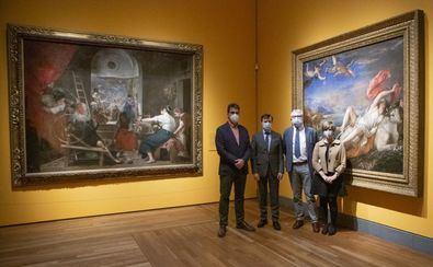 La exposición 'Pasiones mitológicas: Tiziano, Veronese, Allori, Rubens, Ribera, Poussin, Van Dyck, Velázquez' ha sido visitada por un total de 96.528 personas y se convierte en la exposición temporal más visitada desde la reapertura del Museo del Prado el pasado año.