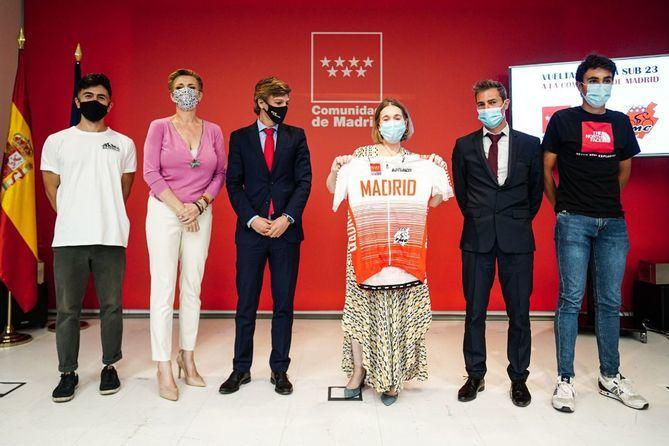 Rivera de la Cruz ha destacado la importancia de promover y promocionar eventos deportivos que refuerzan la imagen y la proyección nacional e internacional de la Comunidad de Madrid.