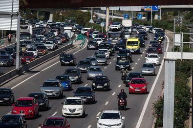 En todo el mes de agosto, la previsión de desplazamientos a nivel nacional es de 47.870.000, mientras que en Madrid es de 9.449.538, a razón de 304.824 diarios en el caso de la Comunidad.