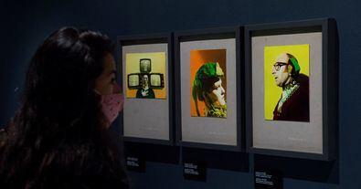 Una exposición que recorre trabajos fotográficos, dibujos y material audiovisual sobre el trabajo de Ouka Leele entre los 70 y los 80, años que constituyeron el comienzo de su carrera.