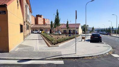 La intervención ha sido ejecutada por el Área de Obras y Equipamientos y ha supuesto una inversión de 1,5 millones de euros. El Ayuntamiento prevé empezar a ejecutar la segunda fase el próximo año.