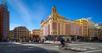 Más de 100 edificios abrirán sus puertas al público durante el 'Open House Madrid', que se celebra en la capital del 24 al 26 de septiembre.