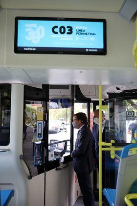Este nuevo servicio que ofrece la ciudad cuenta, por el momento, con 36 paradas entre las cabeceras de Puerta de Toledo y Argüelles.
