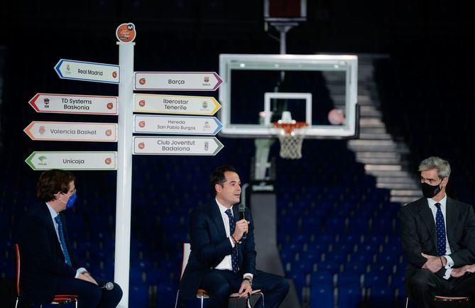 """Tanto las eliminatorias, como semifinales y final de esta competición se celebrarán, del 11 al 14 de febrero, en el WiZink Center de Madrid. Aguado ha destacado que """"la Comunidad de Madrid sigue siendo un referente para el deporte, el kilómetro 0 de la actividad física y la capital del baloncesto""""."""