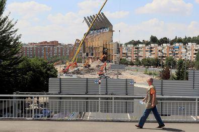 El parque Atlético de Madrid, a votación