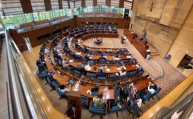 Según ha informado Aldeas Infantiles en un comunicado, los alumnos pertenecen a los colegios Villalkor (Alcorcón), Educare Mostesclaros (Cerceda), Francisco de Goya y Sagrado Corazón.
