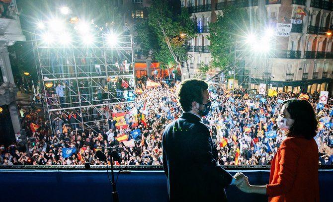 Para el portavoz nacional del PP y alcalde de Madrid este es el comienzo del 'cambio de ciclo tan necesario en España'.