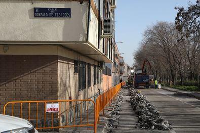 El proyecto contempla el primer tramo de la circunvalación, que unirá las calles de Gonzalo de Céspedes y de las Fraguas mediante la prolongación y remodelación de la actual calle de Ayerbe.