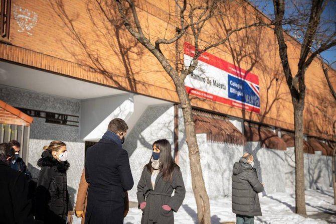 El Consistorio hará un expediente de declaración de ruina de la estructura del IES Ramiro de Maeztu, para que se pueda volver a edificar. La Comunidad de Madrid lo demolerá 'de inmediato', tras los graves daños ocasionados por Filomena.