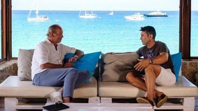 Bertín Osborne es de los más veteranos en el medio y esta temporada ha regresado a la parrilla con Mi casa es la tuya en Mediaset, además de presentar en la televisión de Canal Sur El show de Bertín.
