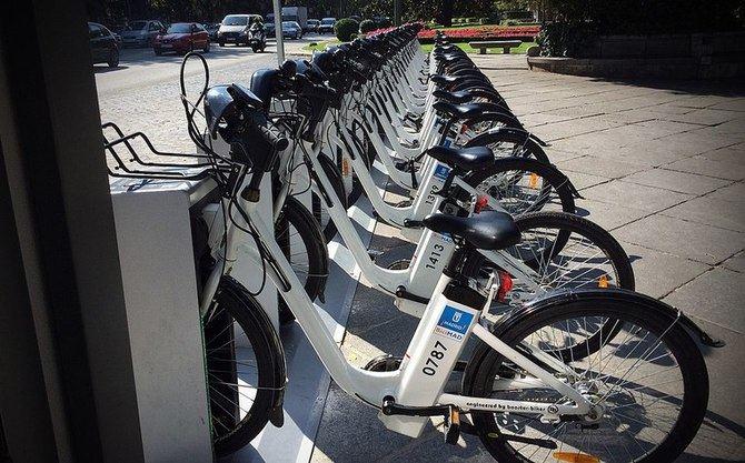 El Ayuntamiento apuesta por el impulso de la movilidad ciclista y el sistema público de la bicicleta eléctrica para fomentar el transporte sostenible.