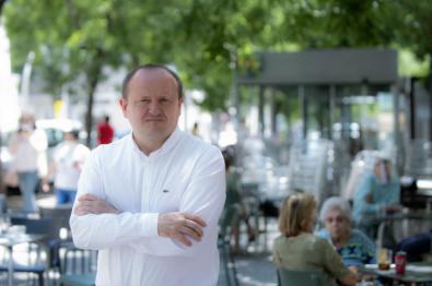 Miguel Ángel Redondo, concejal de Economía, Innovación y Empleo del Ayuntamiento de Madrid