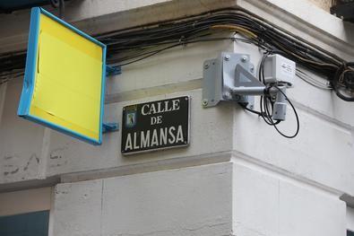 Las cámaras de seguridad situadas en varias calles de los distritos de Tetuán y Puente de Vallecas comenzaron a funcionar el pasado miércoles, tras el visto bueno de Delegación del Gobierno.