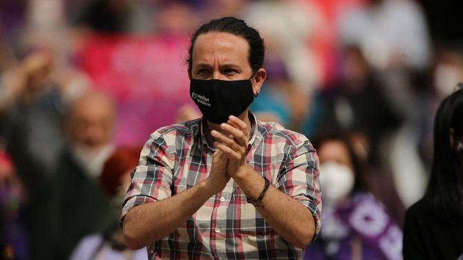 Pablo Iglesias Turrión, madrileño de 42 años, ha sido una de las sorpresas de estas elecciones anticipadas a la Comunidad de Madrid de este 4 de mayo.