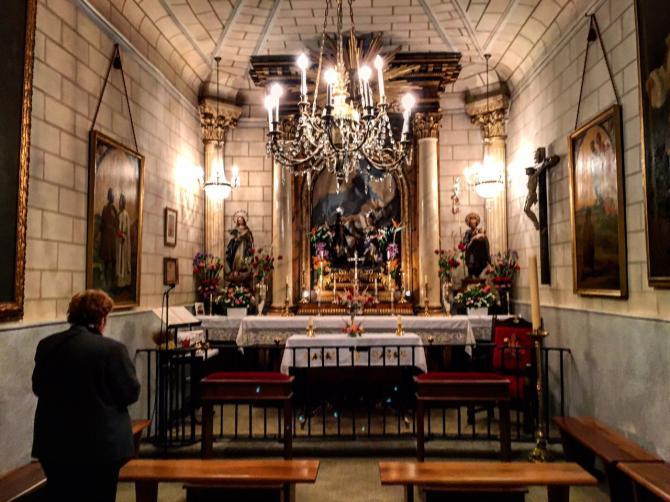 La Capilla de San Isidro acogerá este fin de semana visitas guiadas, misas y una procesión por el patrón de la ciudad
