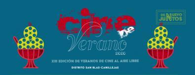 Este año, San Blas ofrecerá cine al aire libre en tres escenarios diferentes.