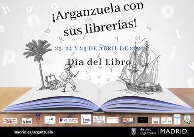 El programa diseñado por las 13 librerías del distrito incluye la firma de ejemplares por parte de autores, descuentos y actividades programadas del 23 al 25 de abril.