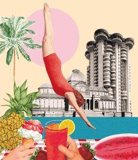 La arquitecta e ilustradora Lara Lars firma el cartel de Veranos de la Villa 2021