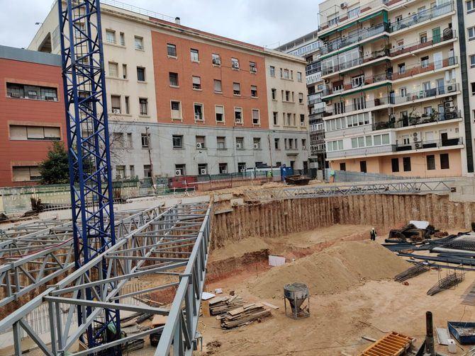 Para su ejecución se ha dispuesto un presupuesto de 5,6 millones de euros y contará con una superficie útil construida de 4.800 m2.