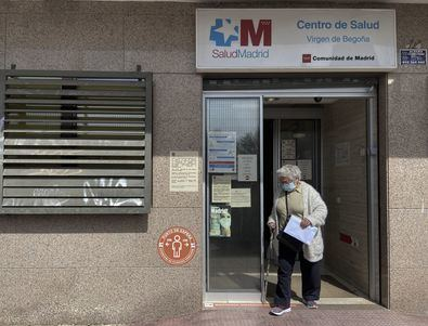 Esta semana, 450.000 madrileños restringidos