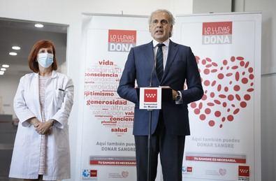 Donar sangre, seguro e imprescindible