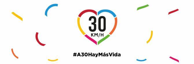 Entra en vigor el límite para circular a más de 30 km/h en un 70% de las calles de las ciudades españolas