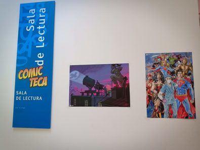 La idea de rendir homenaje al personal sanitario convirtiéndolo en superhéroes que combaten la pandemia surgió de las editoriales especializadas DC Cómics y ECC Ediciones.