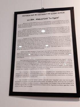 Memoria sentimental sobre el Madrid del siglo XX, en una exposición en Puente de Vallecas
