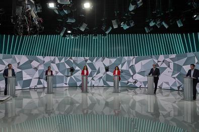 Debate 4M: aquí no se mueve nadie