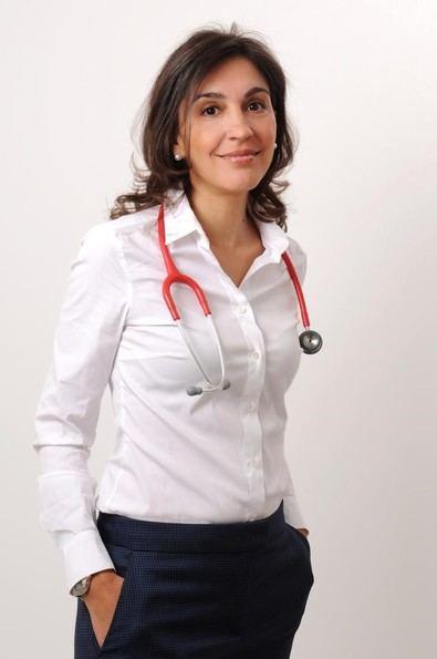 En la imagen, la Dra. Cristina Ortega Casanueva, coordinadora de la Unidad de Asma Infantil del Hospital Quirónsalud San José.