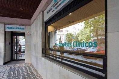 El nuevo Edificio de Análisis Clínicos de Ruber Juan Bravo tiene entrada por la calle de General Díaz Porlier.