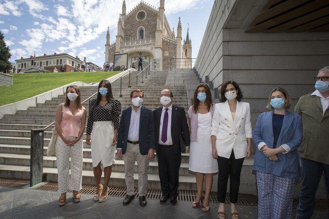 La candidatura, enmarcada en la categoría de Paisaje Cultural y en la que se unen cultura, ciencias y naturaleza, ha sido promovida por el Ayuntamiento de Madrid con la colaboración de la Comunidad de Madrid y el respaldo del Ministerio de Cultura y Deporte.