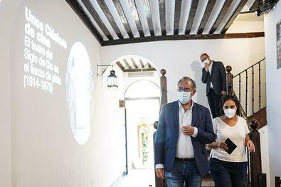 La muestra permanecerá abierta al público hasta el 26 de septiembre, en la Casa Museo Lope de Vega, con entrada gratuita.