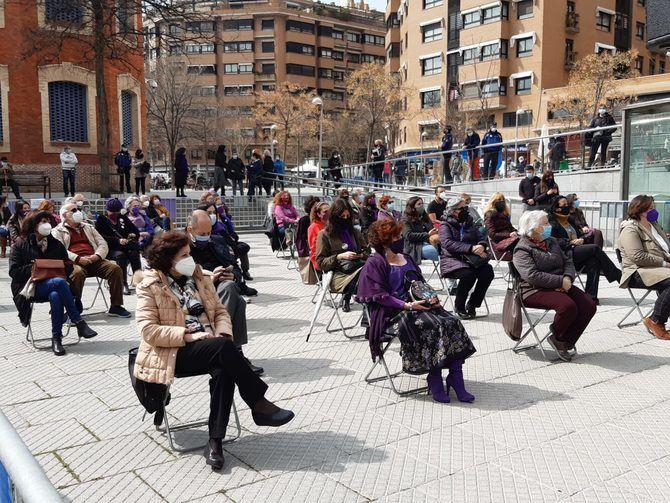 Santiago Saura agradece a las mujeres del distrito su participación activa frente a la pandemia