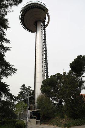 El Faro de Moncloa reabre hoy tras concluir su acondicionamiento para hacerlo totalmente accesible