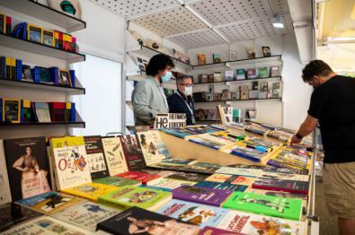 La Feria del Libro, en su ecuador