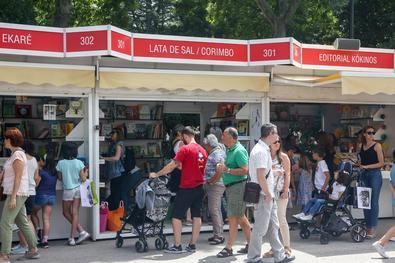 Los organizadores de la feria han considerado que las condiciones actuales de la pandemia del Covid-19 hacen recomendable la suspensión' de esta iniciativa, 'tan arraigada a la ciudad de Madrid y tan querida por los madrileños'.