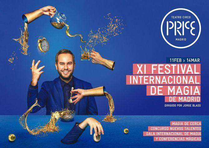 El festival se ha ganado el reconocimiento internacional, ya que 'permite ver las diferentes disciplinas de la magia realizadas por ilusionistas de todo el mundo'.