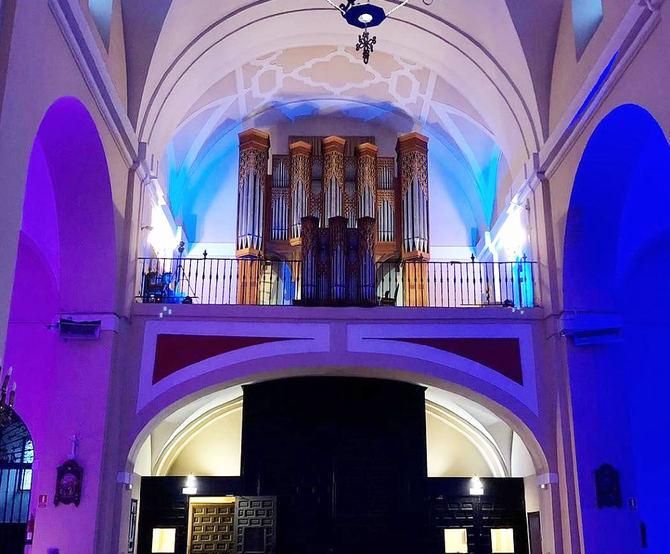 Sonará música barroca y de estilo romántico de Bach, Bruhns, Buxtehude, Brahms y Mendelssohn y una improvisación al órgano.