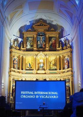 El concierto de Adam Krukiewicz despide el Festival de Órgano del distrito de Vicálvaro