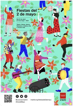 Flamenco, boleros y músicos emergentes en la programación cultural de la Comunidad para el 2 de mayo