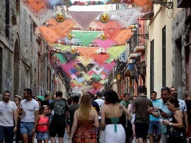 Las plazas del General Vara del Rey y de Arturo Barea y los jardines de Las Vistillas serán los escenarios de San Cayetano, San Lorenzo y La Paloma, respectivamente.