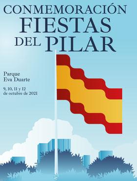 Carlos Latre, pregonero de las fiestas de El Pilar en el distrito de Salamanca