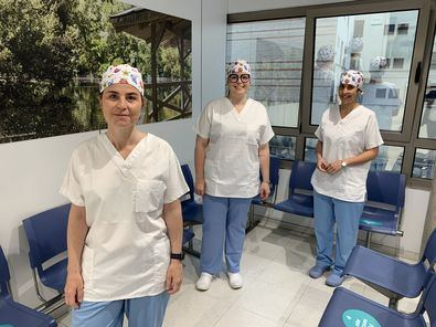 El Hospital Quirón Salud San José pone en marcha un proyecto asistencial de la mano de la fisioterapeuta respiratoria Vanesa González, con un sólido equipo de trabajo y su compromiso con la calidad y la responsabilidad.