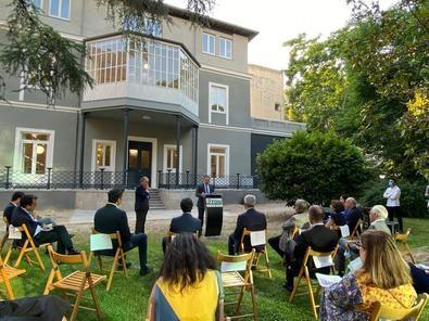 El ministro de Transporte, Movilidad y Agenda Urbana, José Luis Ábalos, visitó recientemente la finalización de la primera fase del proyecto.
