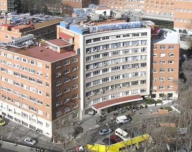 La Fundación Jiménez Díaz ha sido reconocido como uno de los cuatro mejores hospitales del país en las áreas de Digestivo y Músculoesquelético.
